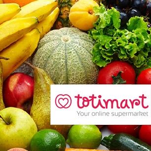 Магазин продуктов питания Totimart