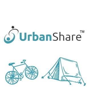 Сервис шаринга urbanShare