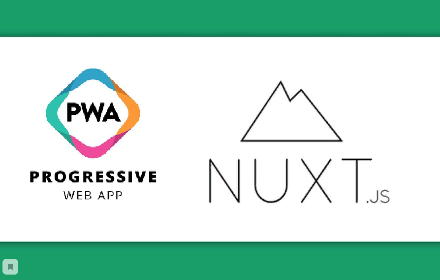 Пишем свое PWA на Nuxt.js