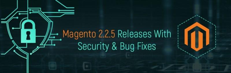 Новости от Magento экспертов: Новая версия Magento 2.2.5