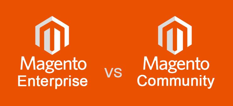 Сравнение Magento Community и Magento Enterprise