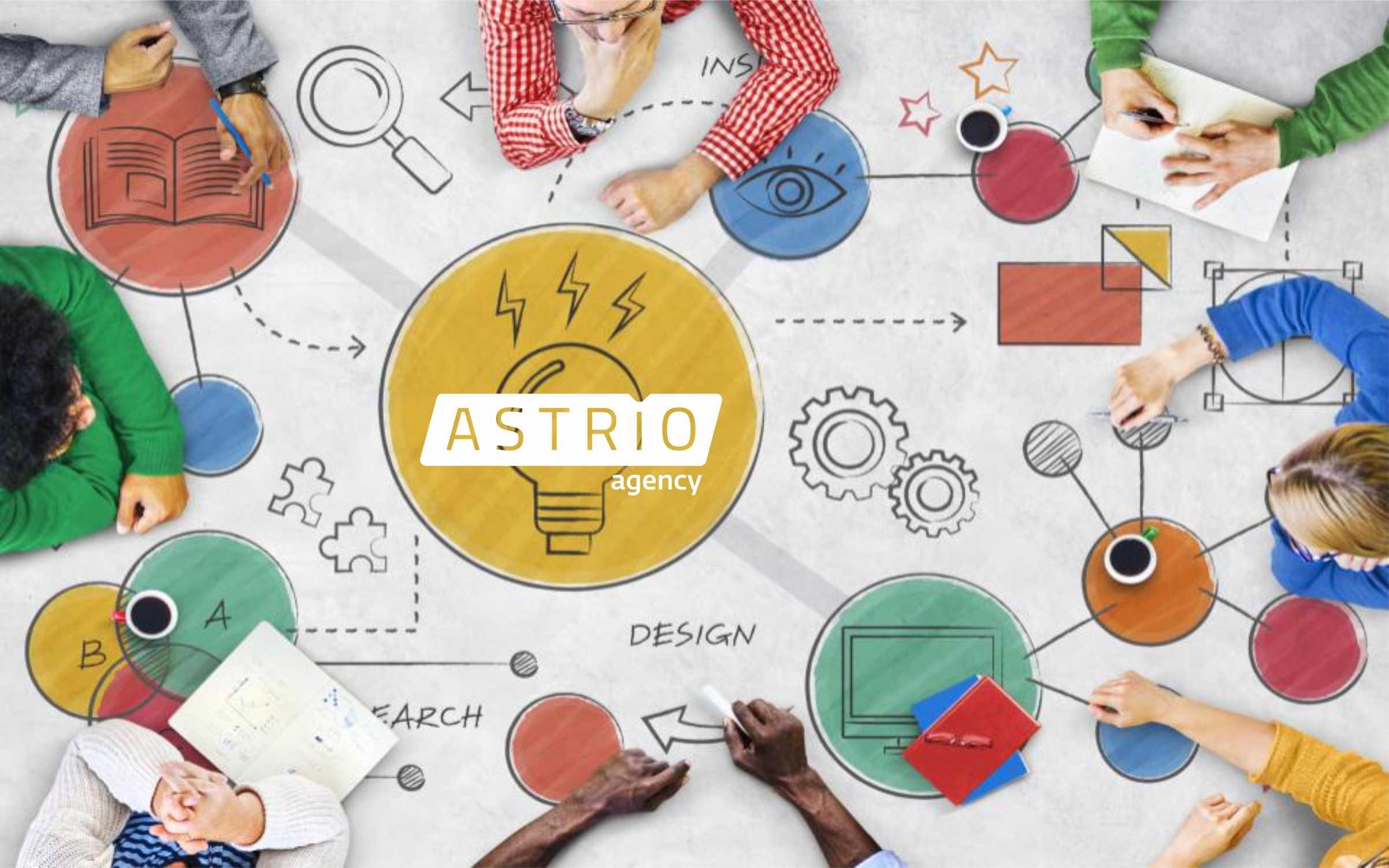 Опыт компании ASTRIO agency в обучении и подготовке внутренней команды Magento разработчиков для клиентов.